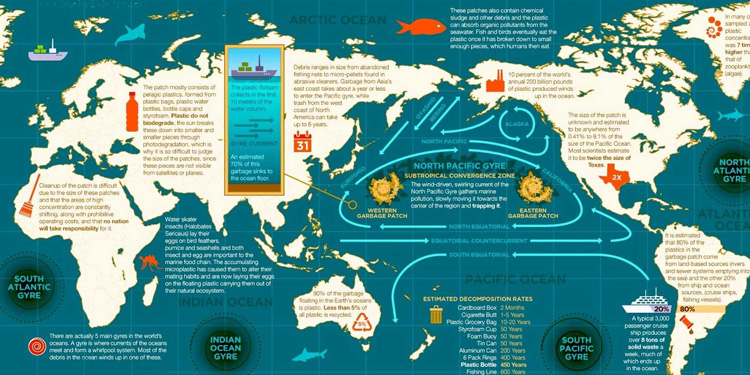 Top Five Largest Seas of the World