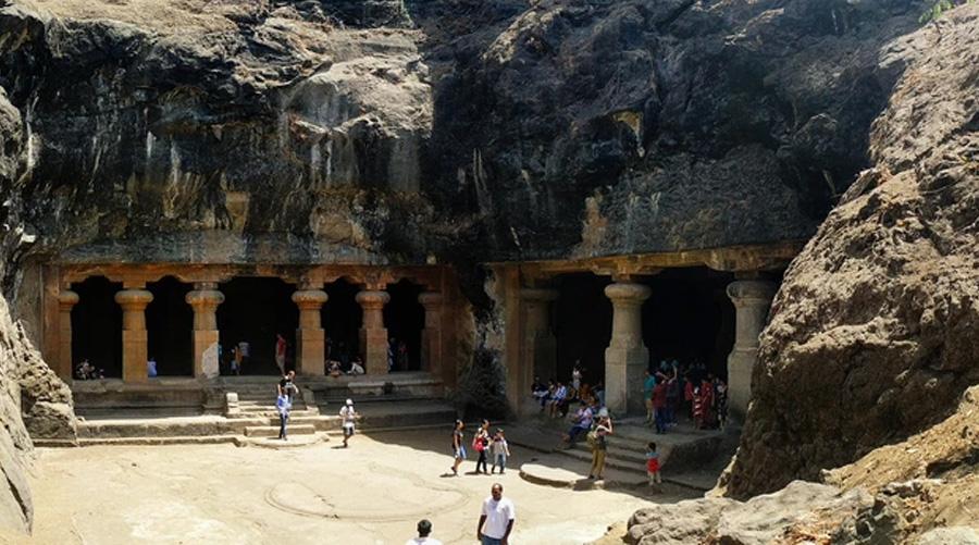 Elephants Caves, Maharashtra