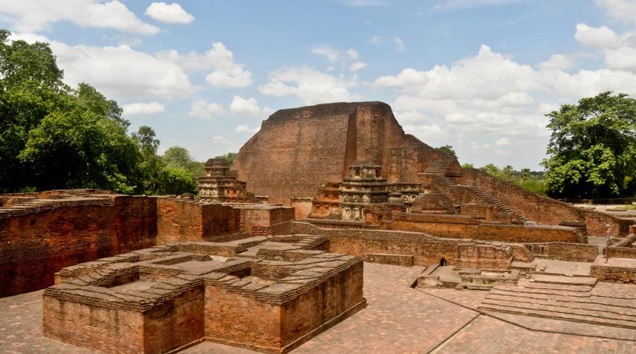 Nalanda Mahavihara (Nalanda University) Bihar