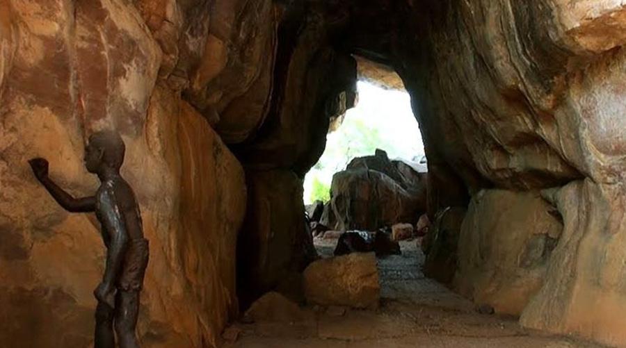 Rock Shelters of Bhimbetka, Madhya Pradesh